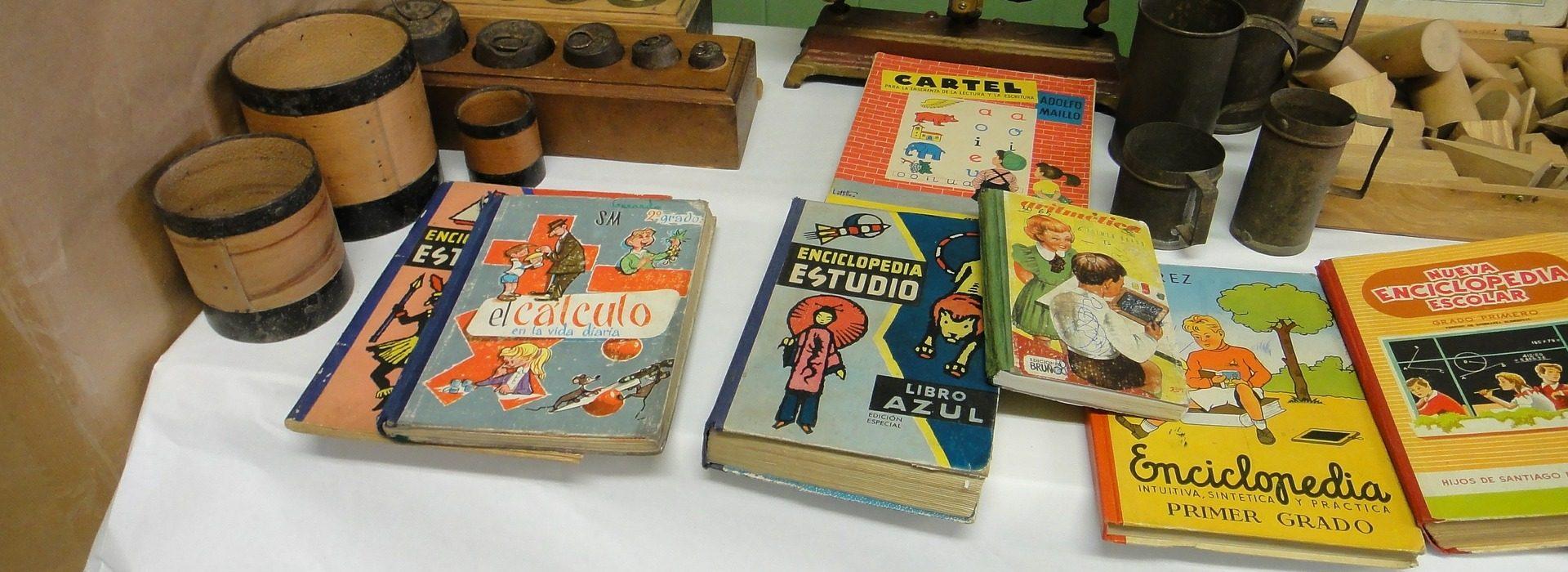 Vuelve al cole con el Museo Escolar de Puçol (Elche)